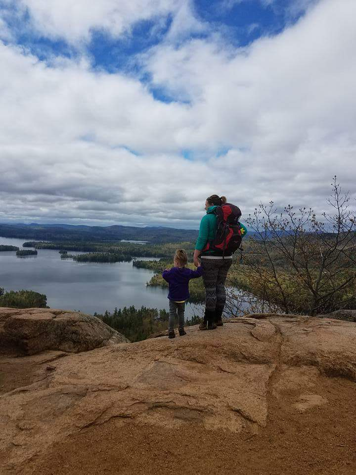 West Rattlesnake Mountain Holderness NH Squam Lake